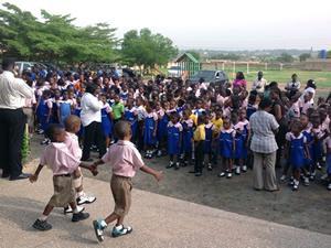 Ghana Practicum May 2014