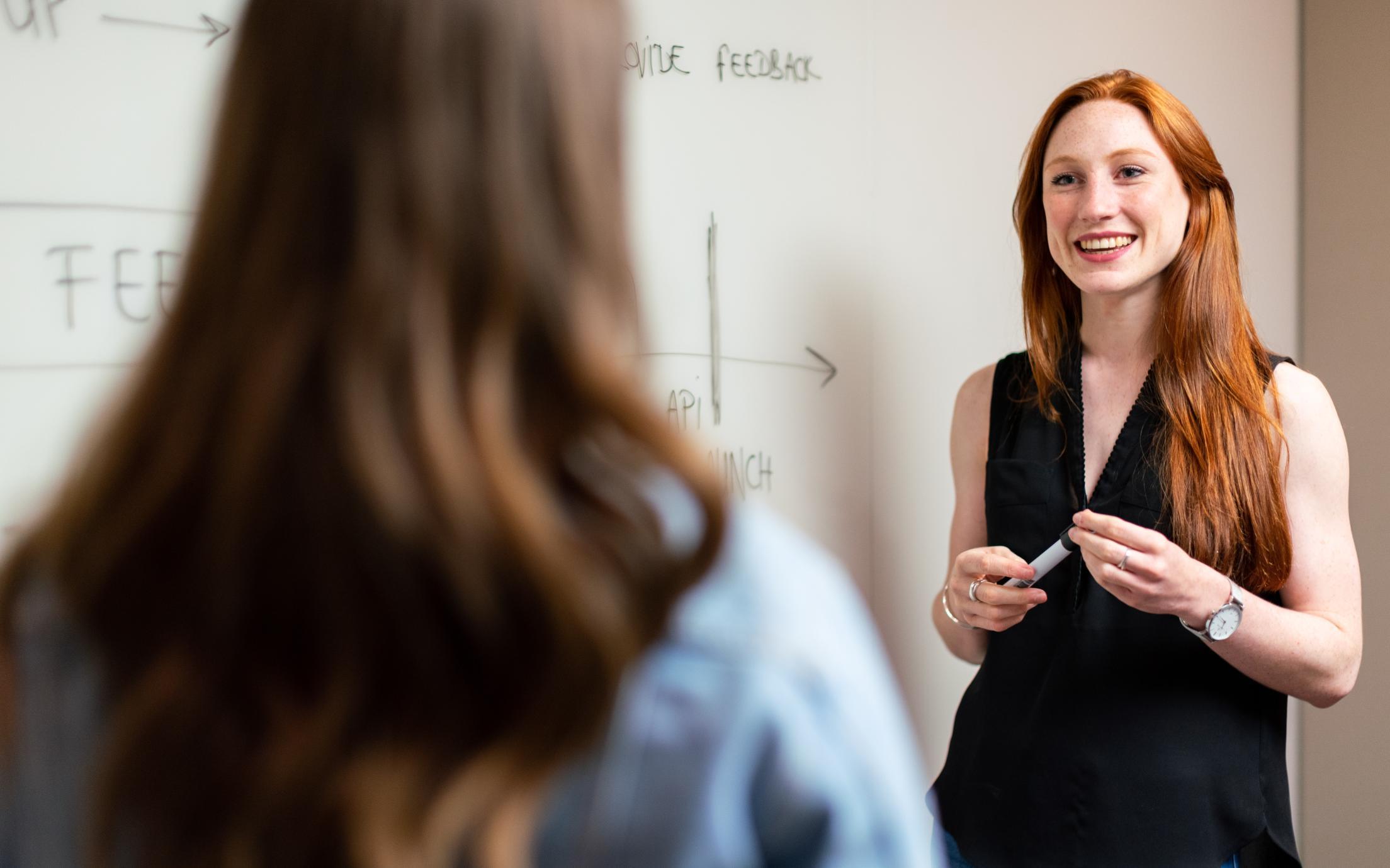 Student Teacher on Practicum