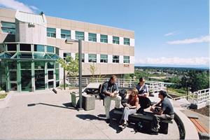 VIU nanaimo campus bldg 356