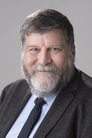 Photo of Dr. David Patterson, Dean, VIU Faculty of Education